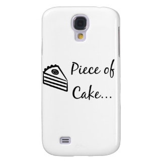 Piece of Cake Galaxy S4 Case
