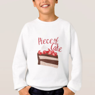 Piece Of Cake Sweatshirt