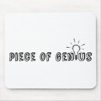 Piece of Genius Mouse Pad