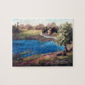 Piece of Heaven Jigsaw Puzzle