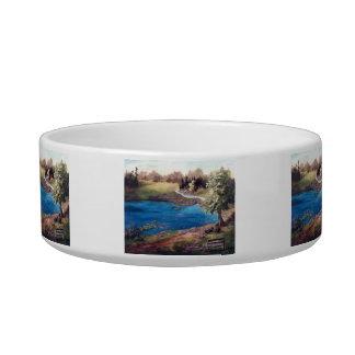 Piece of Heaven Cat Water Bowls