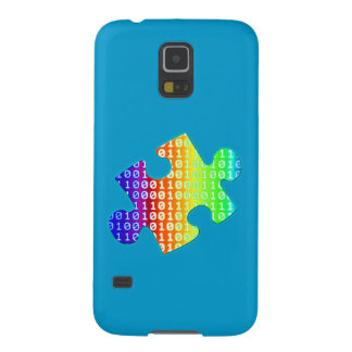 Piece of information case for galaxy s5