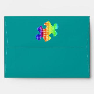 Piece of information envelope