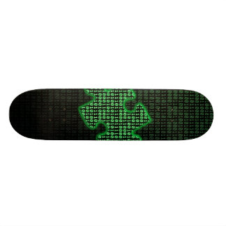 Piece of information skate boards