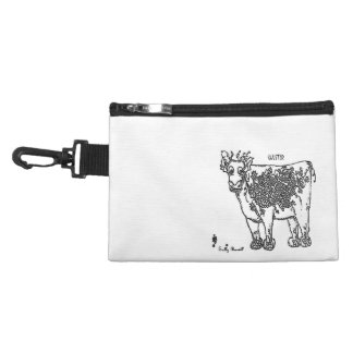 Piece of mind accessory bag