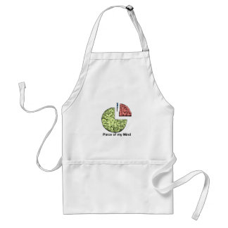Piece of Mind Adult Apron