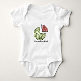 Piece of Mind Baby Bodysuit