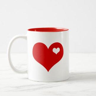 Piece of My Heart Mug