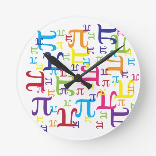 Piece of the Pi Wall Clock