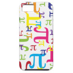 Piece of the Pi iPhone 5 Case