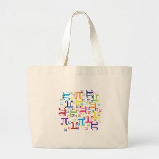 Piece of the Pi Jumbo Tote Bag