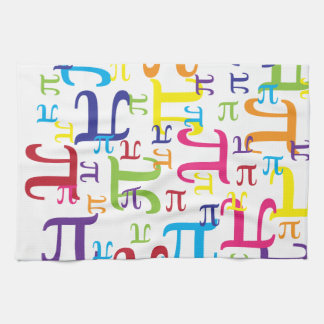 Piece of the Pi Kitchen Towels
