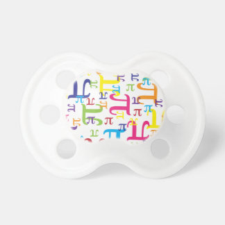 Piece of the Pi Baby Pacifier