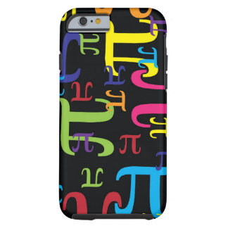 Piece of the Pi Tough iPhone 6 Case