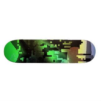 piece of wood skateboard