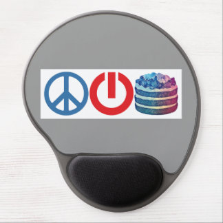 Piece off cake gel mouse pad