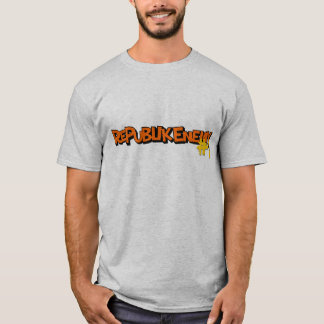 Piece Orange T-Shirt