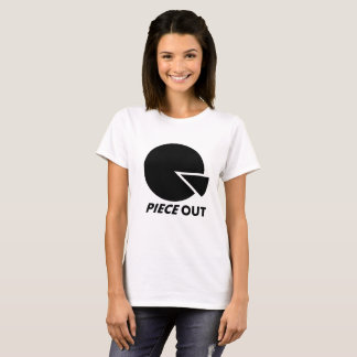 Piece out_Peace out T-Shirt