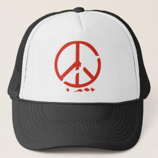 Piece Trucker Hat