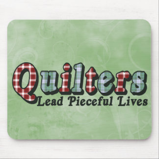 Pieceful Life Mouse Pads