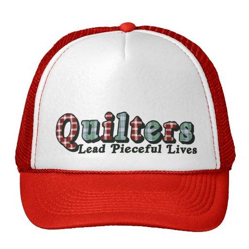 Pieceful Life Trucker Hat