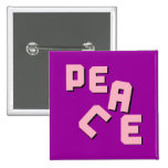 Piecemeal Peace Button