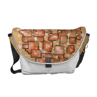 Pieces Messenger Bag