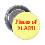 Pieces of FLAIR! Buttons perfect office humor!!!!