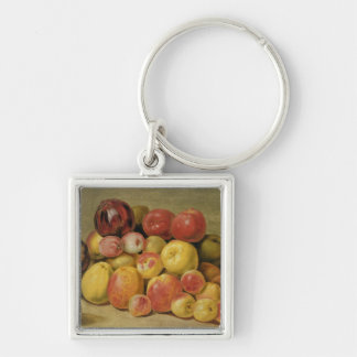 Pieces of Fruit Keychain