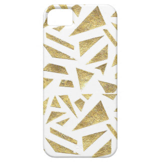 Pieces of Gold iPhone 5 Cases
