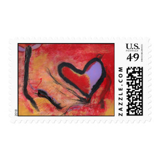 Pieces of Love Stamps