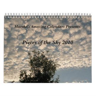 Pieces of the Sky 2010 Calendar
