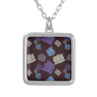 Pieces of tissue pendants