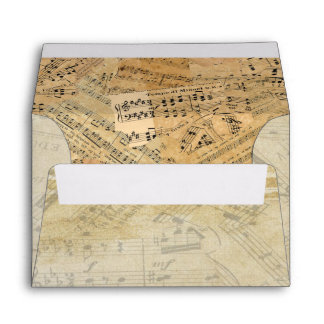 Pieces of Vintage Music POMV Envelope