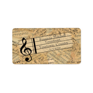 Pieces of Vintage Music POMV Label