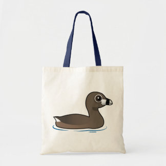 Pied-billed Grebe Budget Tote Bag