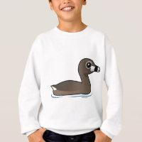 Pied-billed Grebe Kids' American Apparel Organic T-Shirt