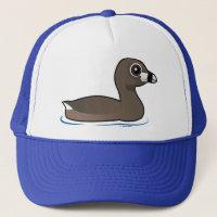 Pied-billed Grebe Trucker Hat