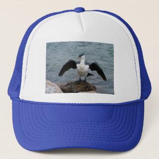 Pied Cormorant Trucker Hat