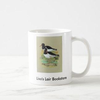 Pied Oystercatcher - Haematopus ostralegus Promo Coffee Mug