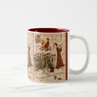 Pied Piper Collage Mugs