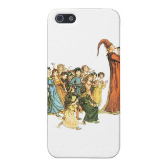 Pied Piper Illustration by Kate Greenaway Case For iPhone SE/5/5s