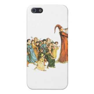 Pied Piper Illustration by Kate Greenaway Cover For iPhone SE/5/5s