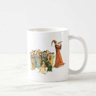 Pied Piper Illustration by Kate Greenaway Mugs
