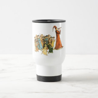 Pied Piper Illustration by Kate Greenaway Coffee Mugs