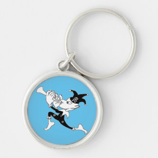 Pied Piper Keychain
