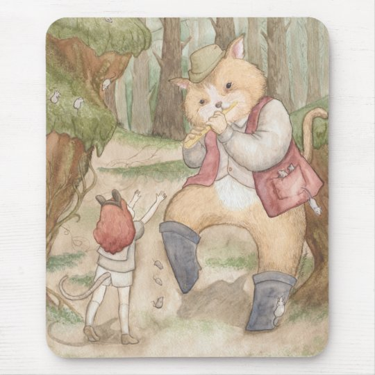 Pied Piper Mouse Pad