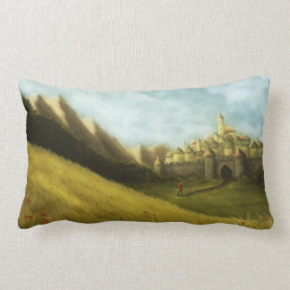 pied piper of hamelin classic fairytale pillow