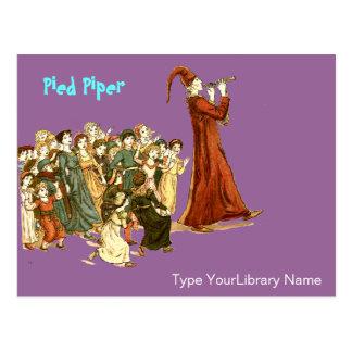 Pied Piper Postcard