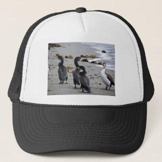 Pied Shags Trucker Hat